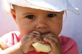 stukje fruit eten kdv