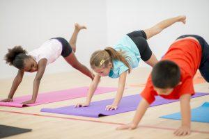 Yoga - Kinderyoga